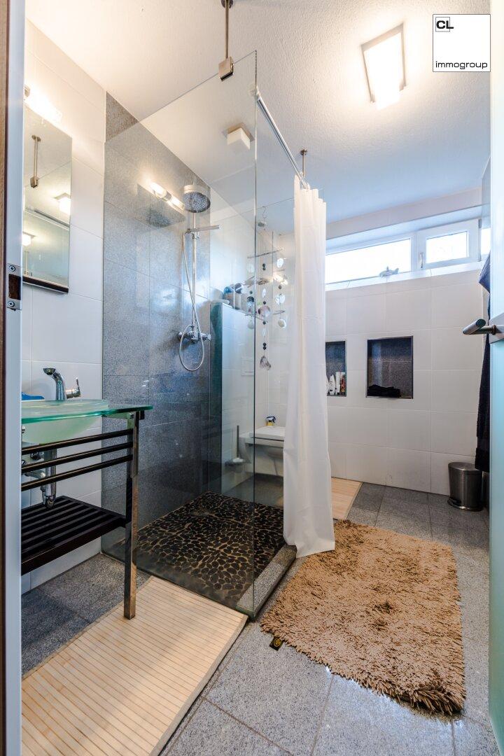 2. Badezimmer im UG (Gäste / Kinder)
