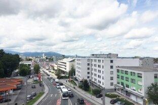 Büroetage -  Dachgeschoss - Weitblick - Salzburg-Schallmoos - Raumaufteilung nach Mieterwunsch