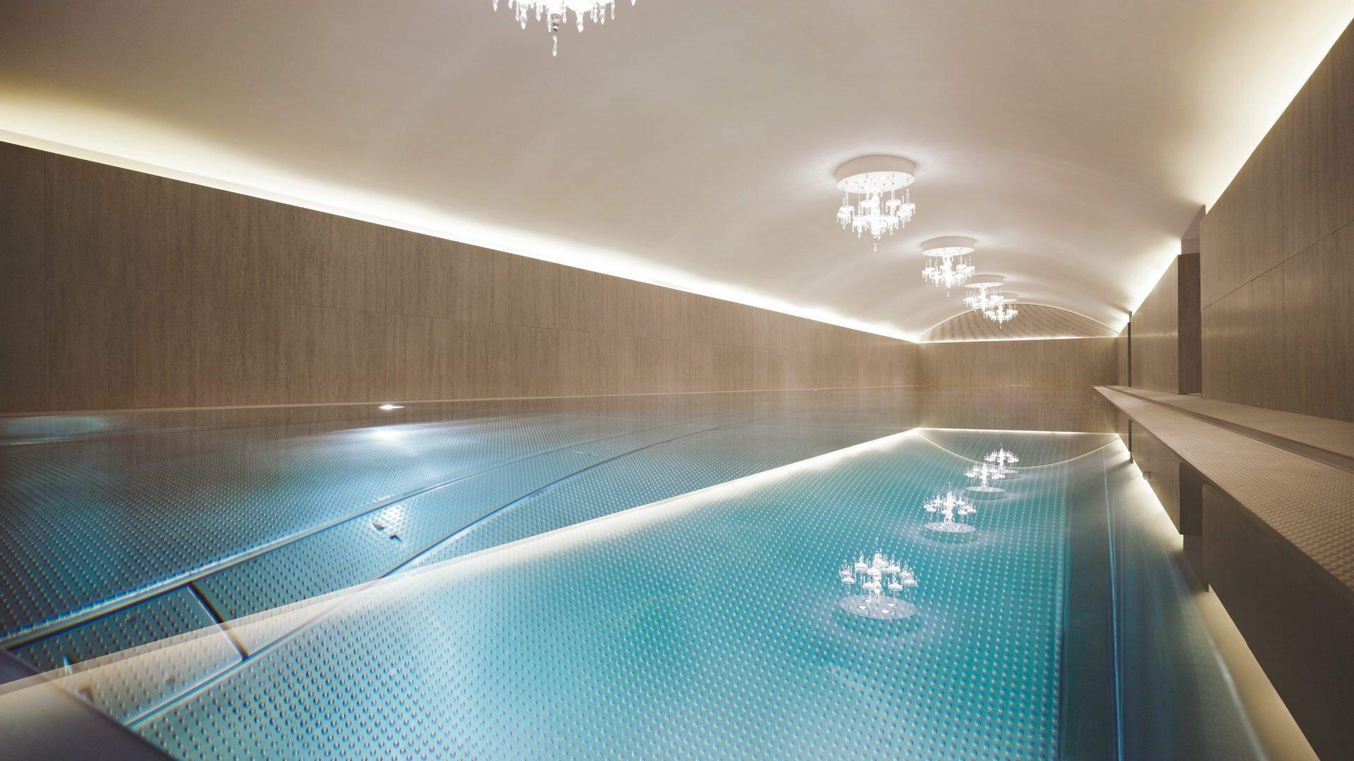 Pool (Bildrechte Hotel SANS SOUCI)