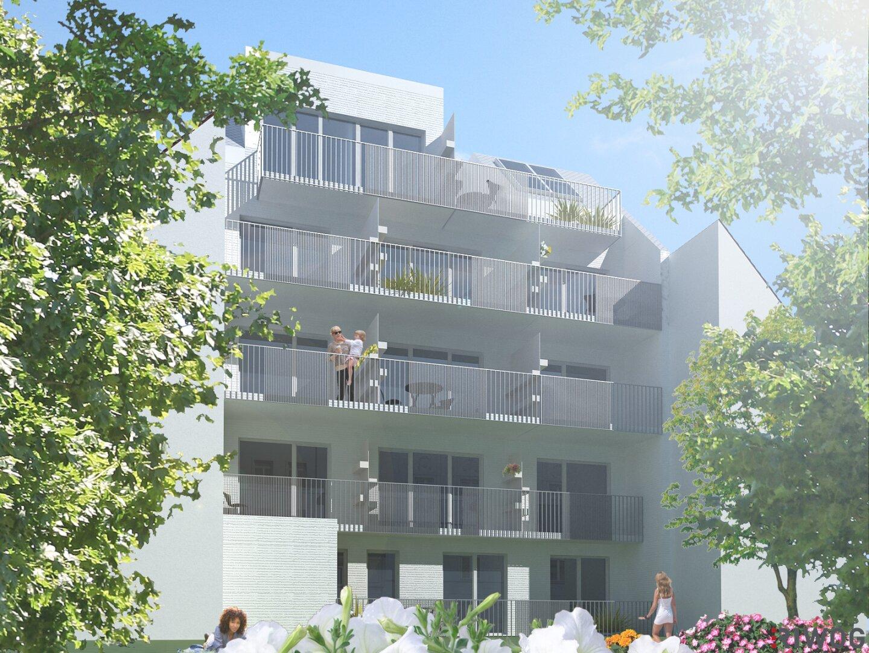 Moderne Eigentumswohnungen in Hernals + Top Ausstattung + Freiflächen (Projektansicht)