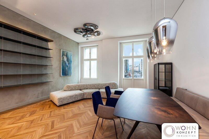 PALAIS KOLIN - hofseitiger Altbau Erstbezug mit Balkon, Concierge + Fitnesscenter 1090 Wien
