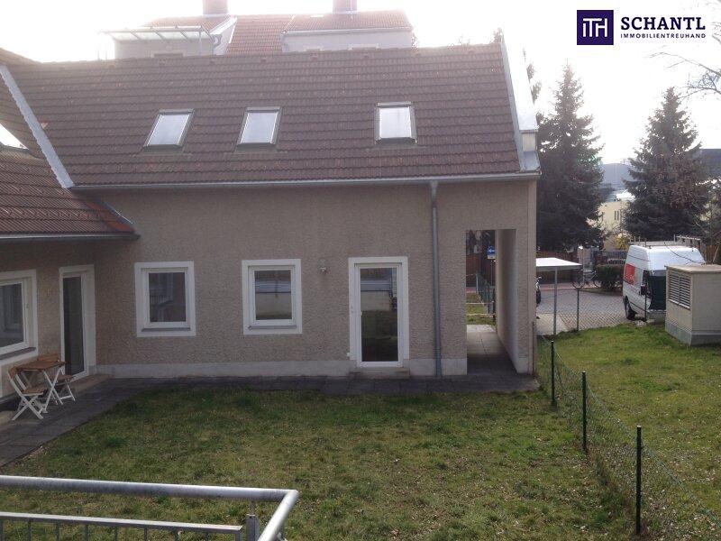 GENIAL: ca. 90m² große Haushälfte mitten in der Stadt inkl. Gartenanteil + Tiefgarage Nähe City Park  -  Absolute Ruhelage!!