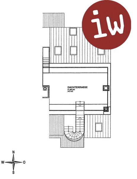 Luxus-Dachgeschosswohnung in Grünruhelage Objekt_635 Bild_93