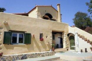 Kreta - Geschmackvoll renoviertes Steinhaus