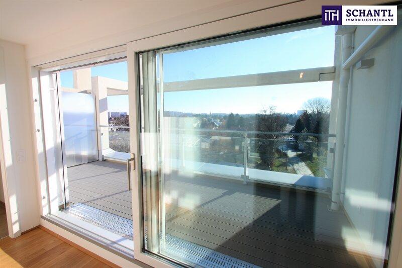 Zu Hause im Urlaub! Erstbezug im Dachgeschoss auf zwei Ebenen mit 4 Terrassen! Provisionsfrei!!! /  / 1220Wien / Bild 7