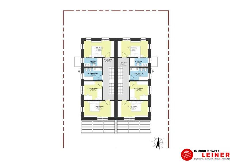 Moderne Doppelhaushälfte in familienfreundlicher Siedlung in Bruck an der Leitha Objekt_10076 Bild_835