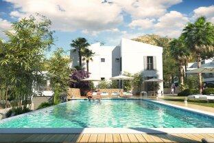 Design-Apartments in direkter Nähe zu Golfplatz und Meer