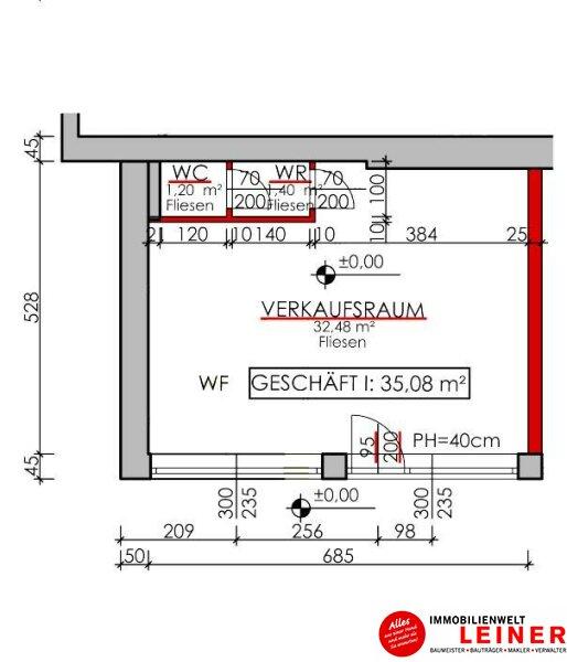 Geschäftslokal im Zentrum von Schwechat Objekt_10366 Bild_225