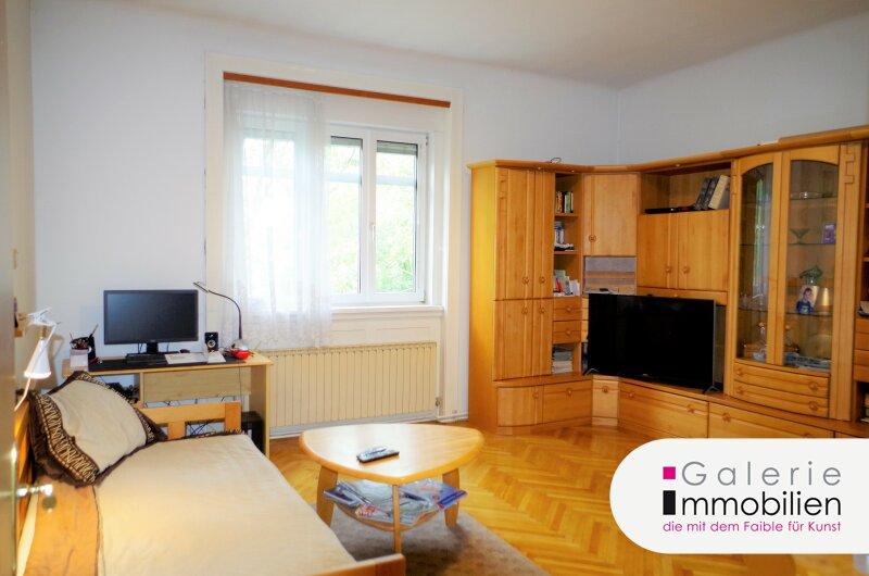 Gartenblick -2-Zimmer-Altbauwohnung mit Terrasse - großer Gemeinschaftsgarten Objekt_30547