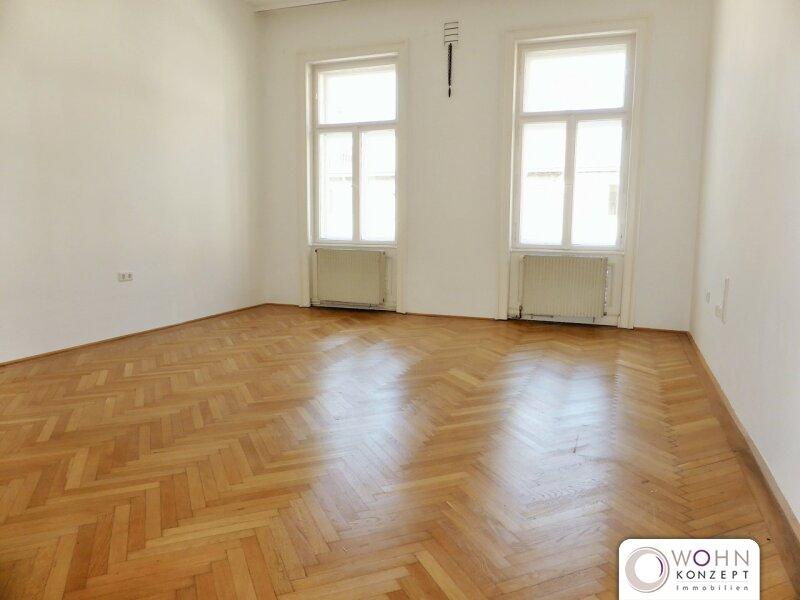 Naschmarkt: unbefristeter 57m² Altbau mit Lift - 1060 Wien