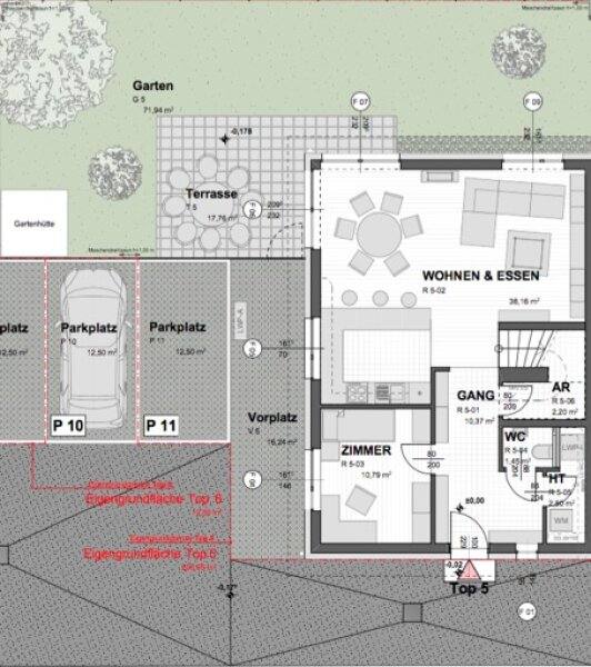 TULLN ERLEBEN - Hochwertige Doppelhäuser mit Eigengarten in beliebter Wohnlage /  / 3430Tulln an der Donau / Bild 5