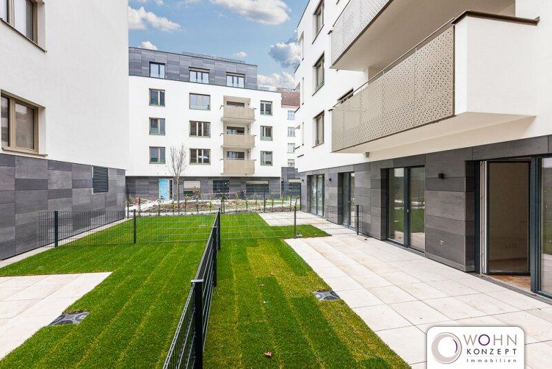Goldegg Gardens: 99m² Gartenwohnung + 23m² Terrasse - 1040 Wien /  / 1040Wien / Bild 2