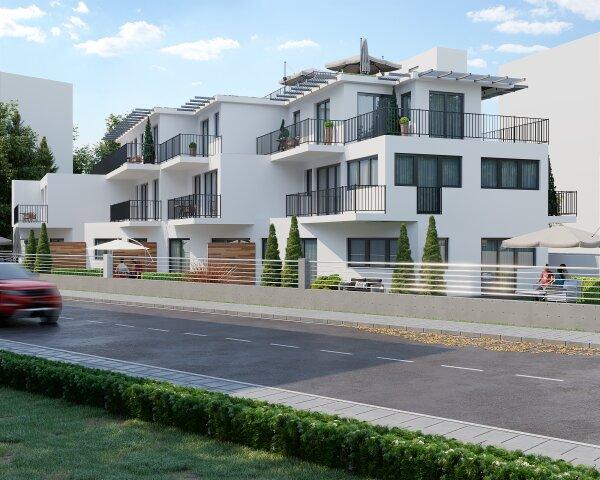 Foto von +NEU NEU+ 2-Zimmer Neubauwohnung inkl. Terrasse und Garten !U1 Leopoldau! (Kurzzeitvermietung möglich)