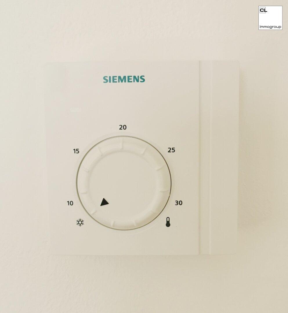 Raumthermostat von Siemens
