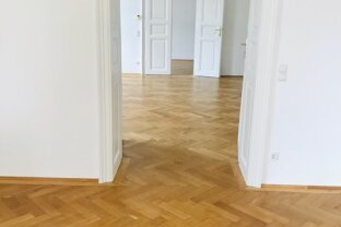 OBJEKTVIDEO - Repräsentative 4 Zimmerwohnung - 178 m² - Nähe Votivkirche - inkl. Balkon