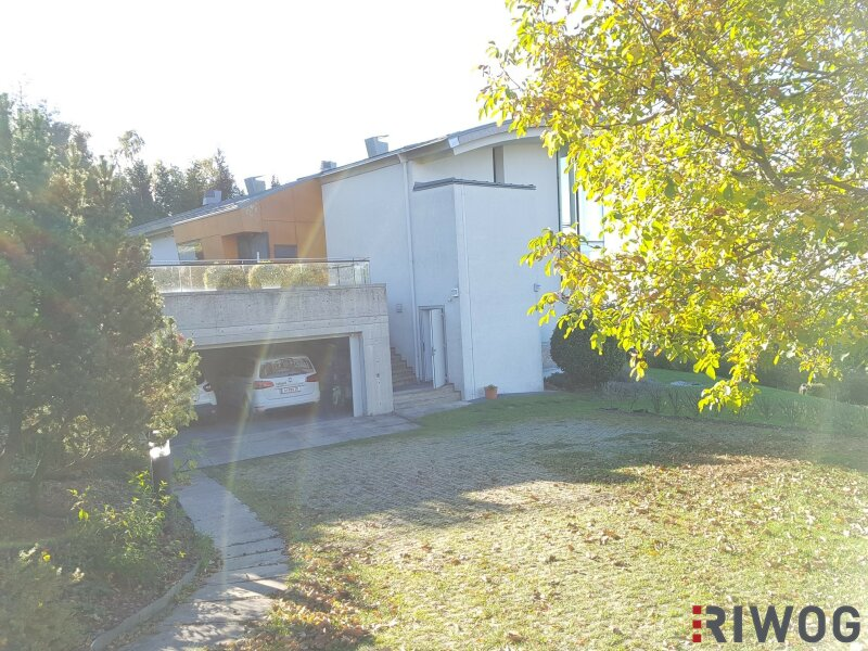 Die Stadt Graz liegt Ihnen zu Füßen - Villa in absoluter Traumlage mit rund 1.800 m² Bauland und Architektenstudie in 8045 Graz-Zösenberg /  / 8045Graz / Bild 7