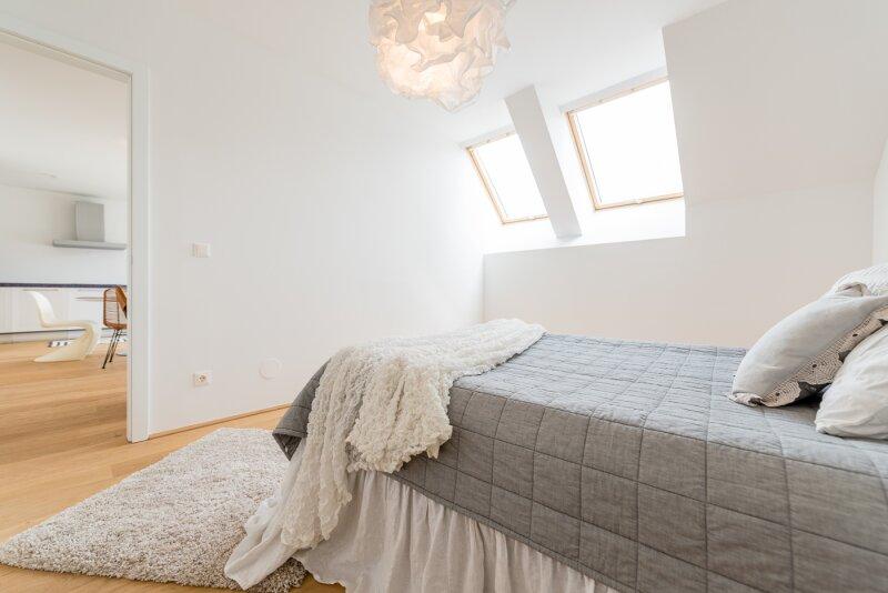 ++NEU++ TRAUM-DG-Maisonette, Dachterrasse: Kahlenberg/Cobenzl-BLICK, VIDEOBESICHTIGUNG! /  / 1190wien / Bild 16