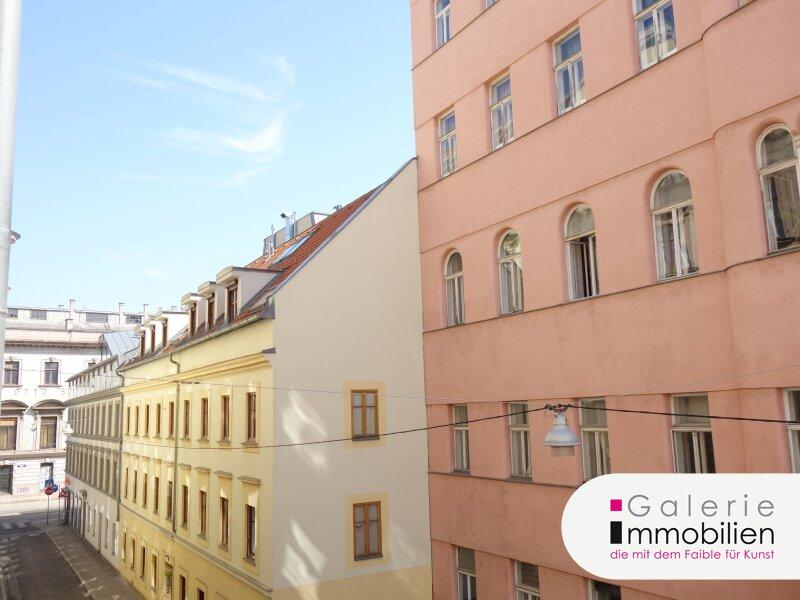 VIDEO: Schöne, renovierte 3-Zimmer-Wohnung Nähe Schottentor! Objekt_34690