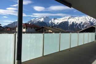 Exklusive Terrassenwohnung in unverbaubarer, traumhafter Aussichtslage  von Aldrans