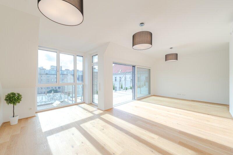 ++RARITÄT** Außergewöhnliche DG-MAISONETTE in TOP-CityLAGE! Altbaucharme + moderne Dachgeschosswohnung! Ruhelage! /  / 1020Wien / Bild 1