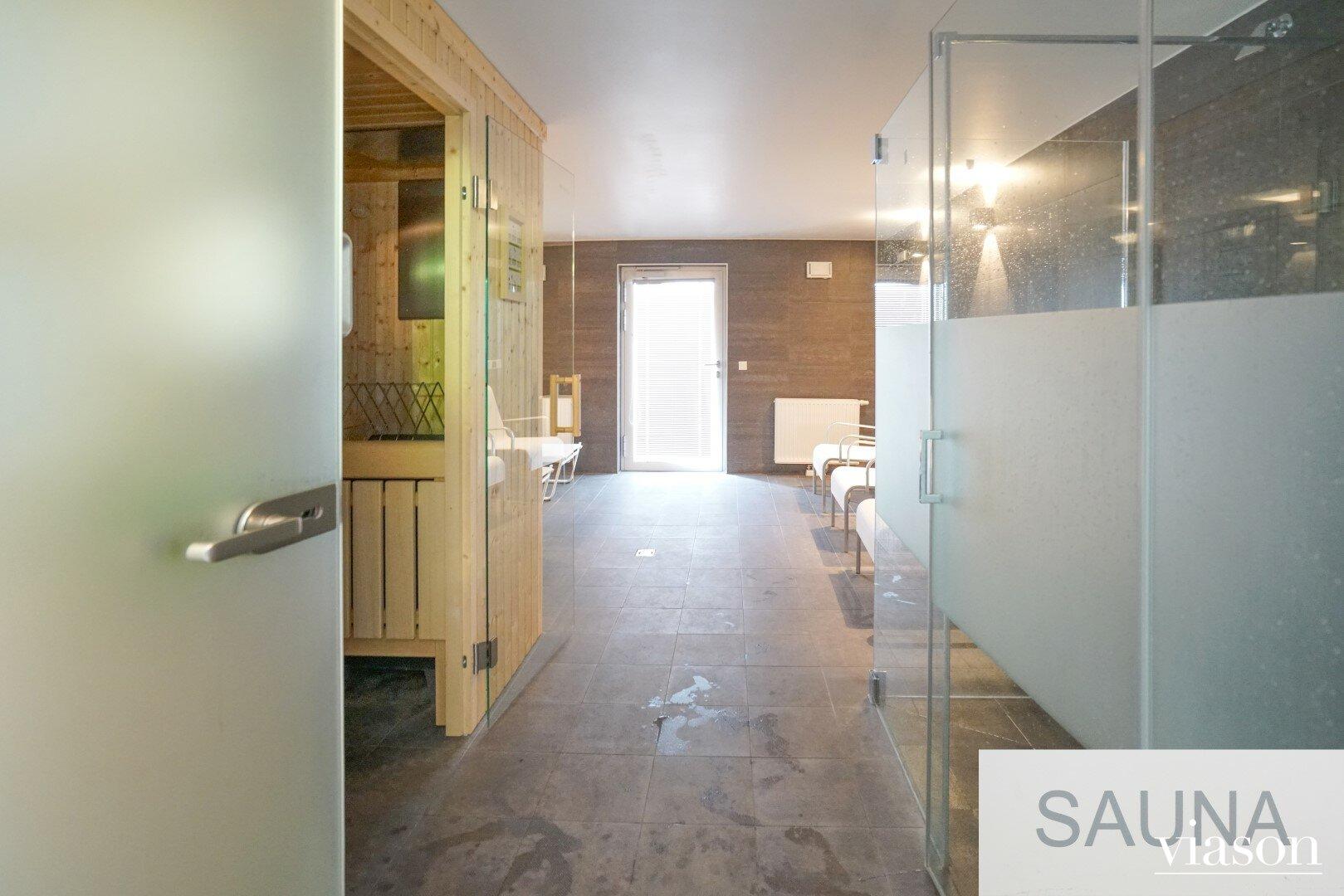 Allgemeine Sauna