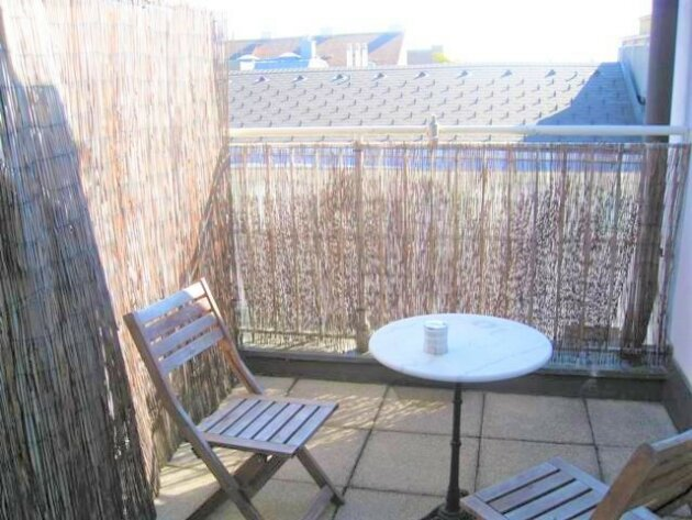 Foto von Terrassen-Dachgeschoßwohnung in U3-Nähe
