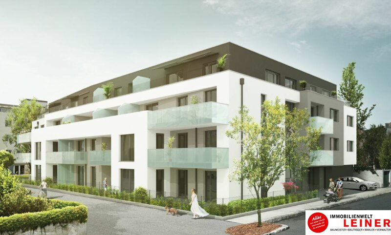 Terrassenwohnung mit 3 Zimmern in Schwechat  - unbefristeter Mietvertrag! Objekt_9767 Bild_255