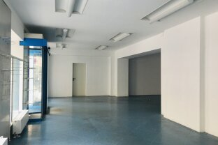 Geschäftslokal - stark frequentierte & werbewirksame Lage - Bahnhofsnähe