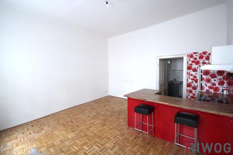 ***Charmante Altbauwohnung---Saniertes Haus---Schlafzimmer mit Innenhoflage*** /  / 1050Wien / Bild 3