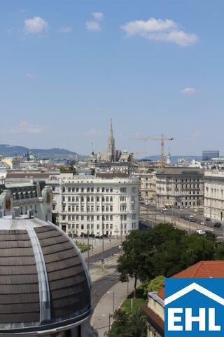Blick Innenstadt