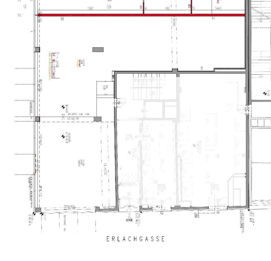 Grundriss: Erlachplatz 2-4