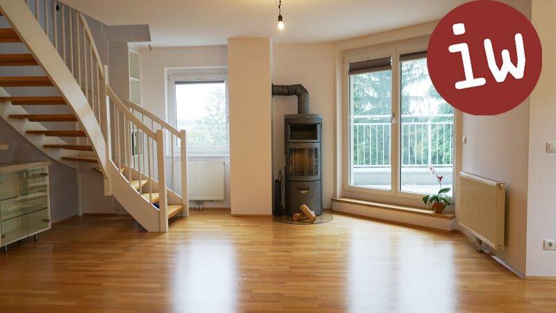 Luxus-Dachgeschosswohnung in Grünruhelage Objekt_635
