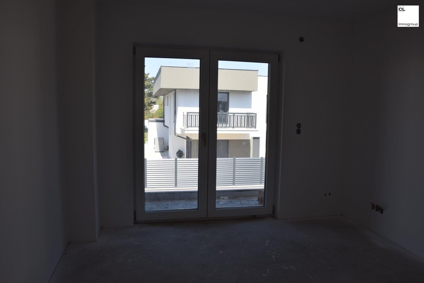 Balkontür im Schlafzimmer - OG