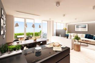 Großzügige 4-Zimmer-Wohnung mit Freifläche + Weitblick! Fertigstellung 2021