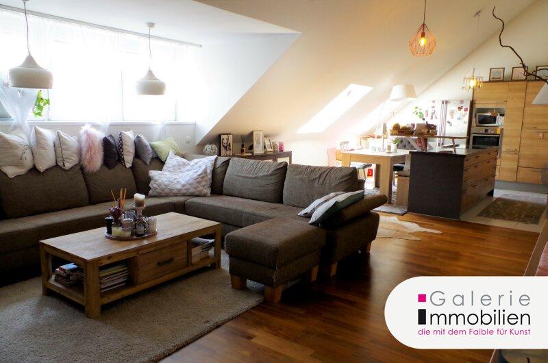 Traumhafte DG-Wohnung auf 1 Ebene mit 43m² Terrasse Objekt_29309 Bild_358
