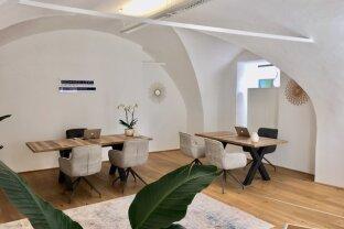 Gemeinschaftsbüro im Zentrum von Linz