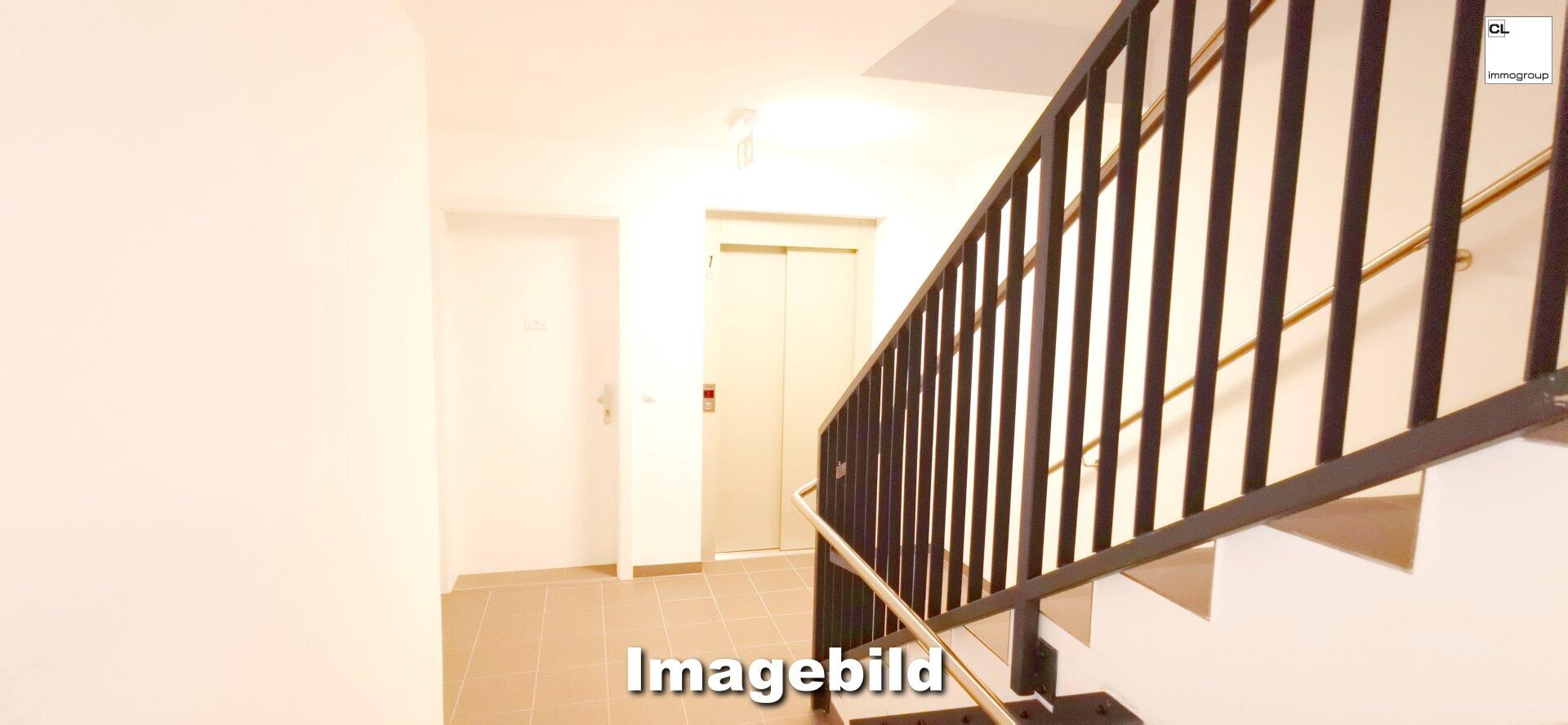 Imagebild Stiegenhaus
