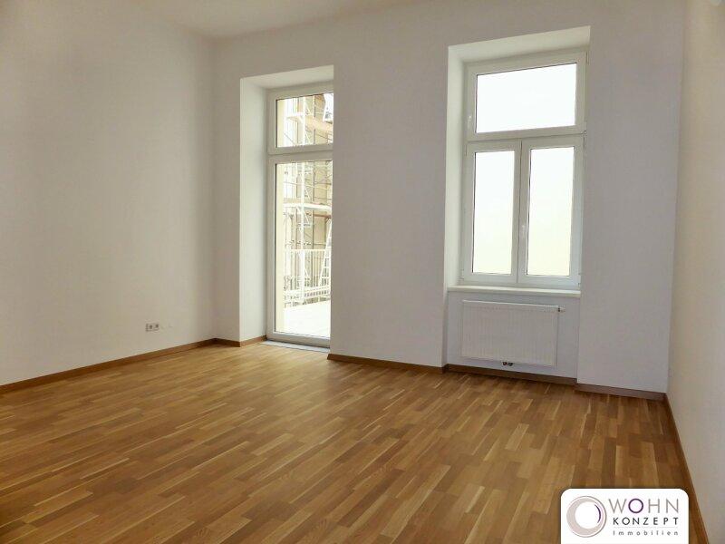 Unbefristeter 80m² Altbau + 34m² Terrasse in Ruhelage! /  / 1150Wien / Bild 0