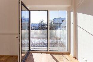 2-Zimmer-Terrassenwohnung