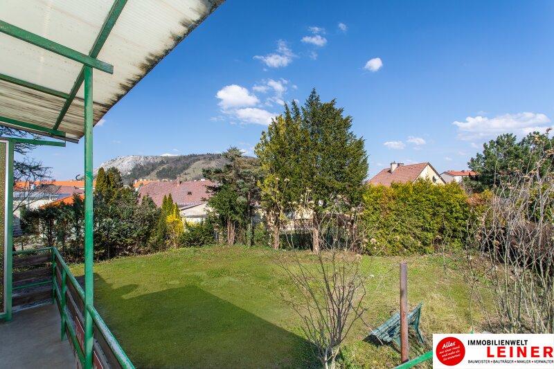 Leistbares Einfamilienhaus mit Garage und herrlichem Garten in Hainburg a.d Donau Objekt_10649 Bild_570