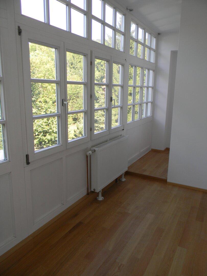 Zimmer westseitig