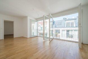 helle 2-Zimmer-Neubauwohnung mit guter Raumaufteilung! (Währingerstraße)