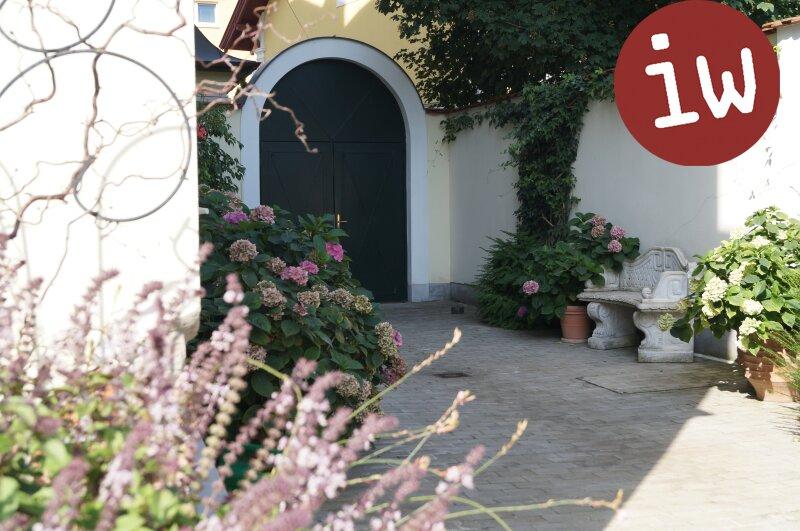 Stilvolles Wohnen in Klosterneuburgs Stadtzentrum, traumhafter Garten Objekt_462