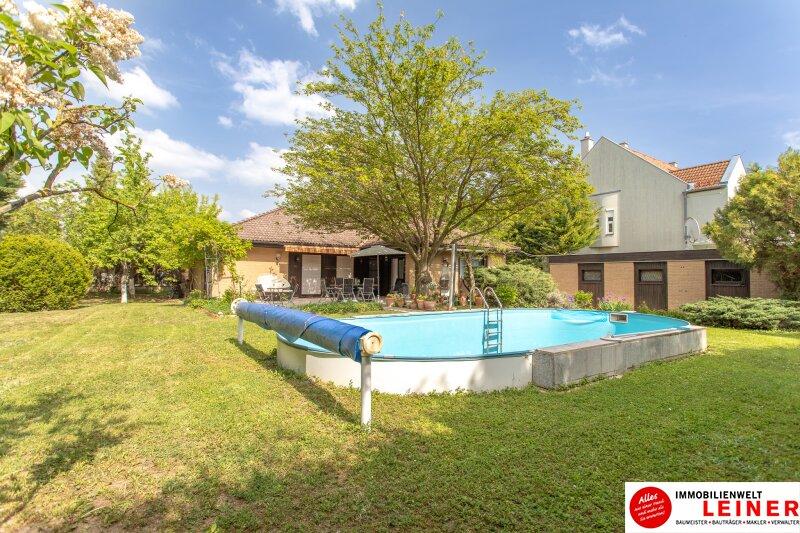 Ihr Haus * BUNGALOW* in Schwadorf mit 1077 m² Grund und Pool - verbringen Sie den nächsten Sommer im eigenen Garten Objekt_8819 Bild_646