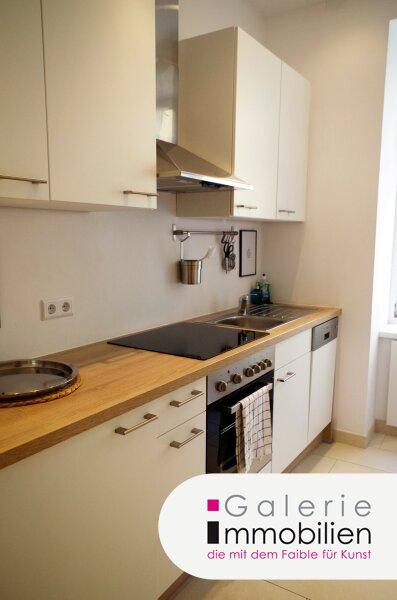 Zentral begehbares 2-Zimmer-Apartment - Innenhoflage - Grünblick und saniert Objekt_28739