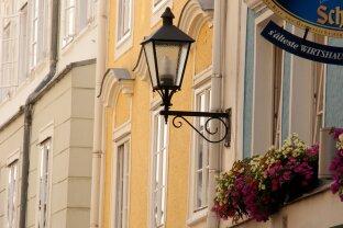 Kleines Büro in der Linzer Altstadt