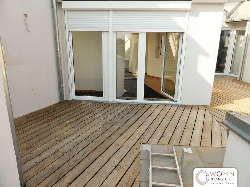 Erstbezug: 95m² Dachausbau + 10m² Terrasse mit Einbauküche - 1090 Wien /  / 1090Wien / Bild 2