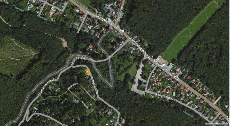 2.663 m² Baugrund in PENZING / Projektiert für 2 Doppelhäuser /  / 1140Wien / Bild 8