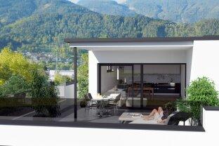 Wunderschöne Penthouse-Wohnung über den Dächern von Schwaz mit Rundumblick