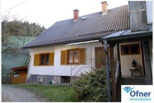 Bezugsfähige Haushälfte mit Grund im Gemeindezentrum von Kainach